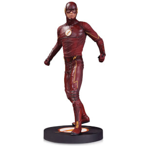 DC Collectibles DC Comics DCTV The Flash Flash Variant Statue