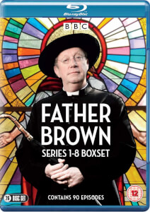 Father Brown Series 1-8