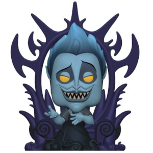 Figurine Pop! Deluxe Hades Sur Thrône - Disney Villains