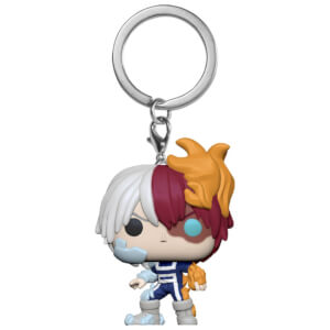 My Hero Academia Todoroki Pop! Keychain