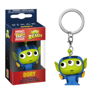 Disney Pixar Anniversary Alien as Dory Funko Pop! Keychain