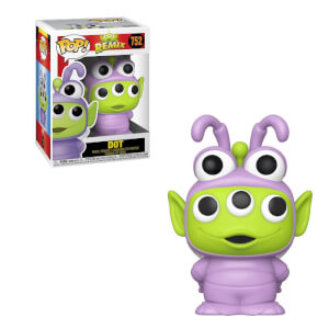 Disney Pixar Alien as Dot Pop! Vinyl Figure