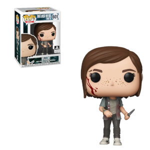 The Last of Us Part II Ellie Funko Pop! Vinyl