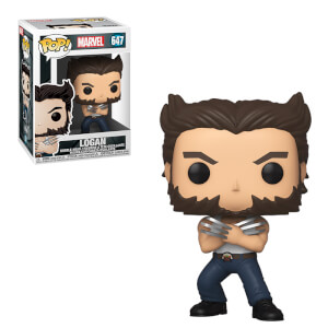 Figurine Pop! Wolverine En Débardeur - Marvel X-Men