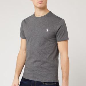 Polo Ralph Lauren Men's Crewneck T-Shirt - Fortress Grey Heather