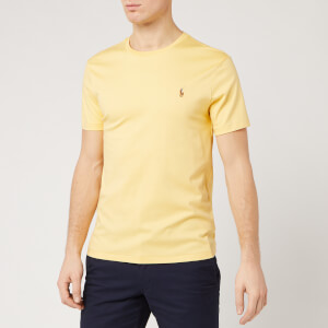 Polo Ralph Lauren Men's T-Shirt - Empire Yellow