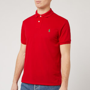 Polo Ralph Lauren Men's Earth Polo - RL 2000 Red