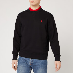 Polo Ralph Lauren Men's Fleece Sweatshirt - Polo Black