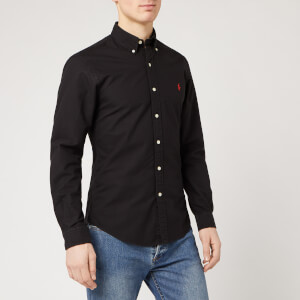 Polo Ralph Lauren Men's Sport Shirt - Polo Black