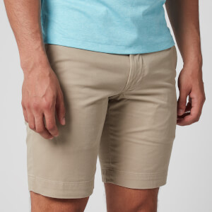 Polo Ralph Lauren Men's Slim Fit Bedford Short - Khaki Tan
