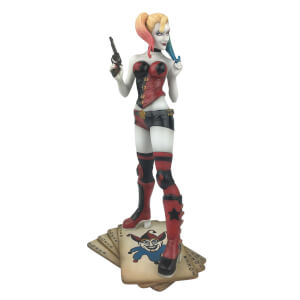 Diamond Select DC Gallery Harley Quinn Rebirth PVC Figure