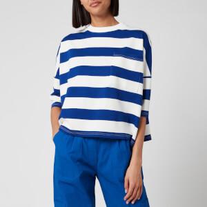 L.F Markey Women's Winston Tee - Blue Stripe