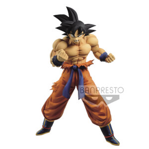 Banpresto Dragon Ball Z Maximatic The Son Goku III Statue