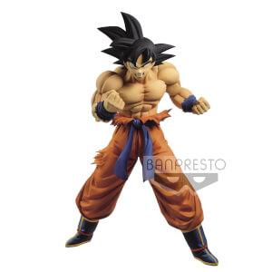 Banpresto Dragon Ball Z Maximatic The Son Goku III Statue