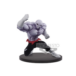 Banpresto Dragon Ball Super Chosenshi Retsuden II Vol.1 Jiren Statue