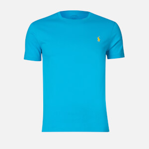 Polo Ralph Lauren Men's Short Sleeve T-Shirt - Cove Blue