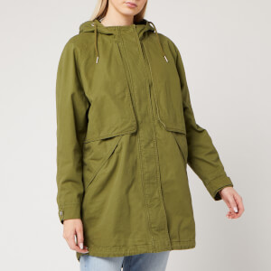 Superdry Women's Adventurer Parka - Capulet Olive