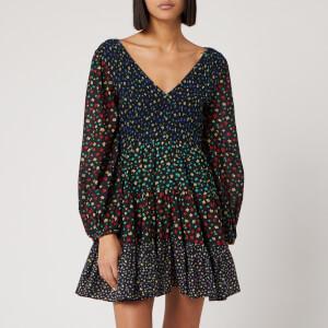 RIXO Women's Sasha Dress - Mixed Ditsy Floral