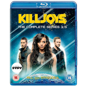 Killjoys Season 1-5