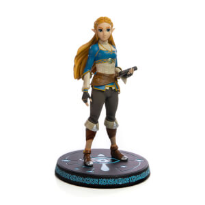 The Legend of Zelda: Breath of the Wild Zelda Figurine