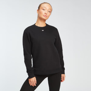 MP Women's Essentials Sweatshirt -collegepaita - Musta