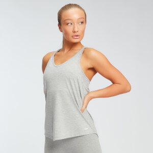 MP Women's Essentials Training Escape Vest - Grey Marl