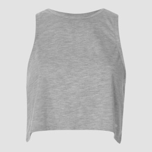 Camiseta sin Mangas Essentials Training Reach - Gris Pardo