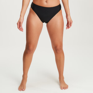 MP Essentials Bikini Bottoms för kvinnor – Svart
