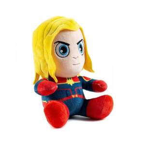 Kidrobot Marvel Captain Marvel Phunny Plush