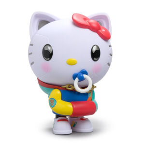 Kidrobot Hello Kitty 80's Retro by Quiccs 8 Inch Vinyl Figure