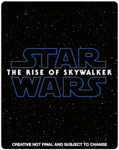 Star Wars: The Rise of Skywalker - Zavvi Exclusive 3D Limited Edition Steelbook (Includes 2D Blu-ray)