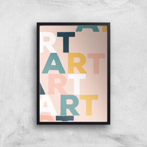 Art Giclée Art Print
