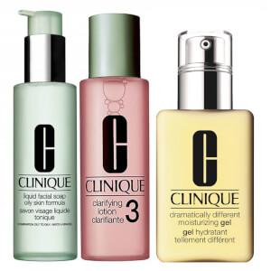 Clinique Combination Oily Skin Regime