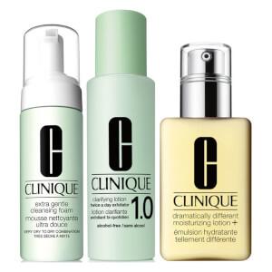 Clinique Sensitive Skin Regime