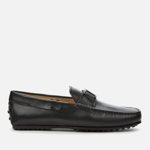 Tod's Men's T Leather Loafers - Nero