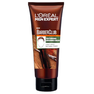 L'Oreal Men Expert Barber Club Natural Look Hair Cream 100ml