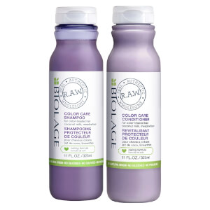 Biolage R.A.W. Color Care Shampoo and Conditioner Duo