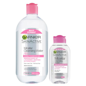 Garnier Micellar Cleansing Water Home and Away Set