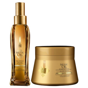 L'Oréal Professionnel Mythic Oil and Masque Duo