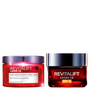 L'Oréal Paris Revitalift Peel Kit