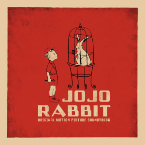 Jojo Rabbit Soundtrack LP