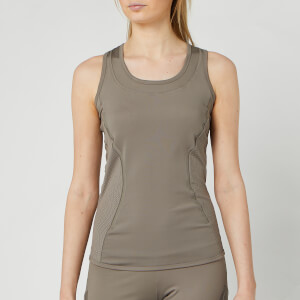 adidas by Stella McCartney Women's Essential Tank Top - Brown