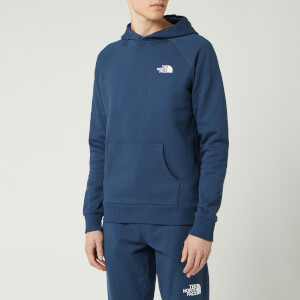 The North Face Men's Raglan Redbox Hoody - Blue Wing Teal
