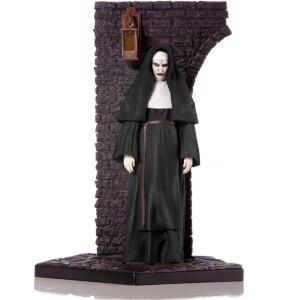 Iron Studios The Nun Art Scale Statue 1/10 The Nun Deluxe Version 19 cm