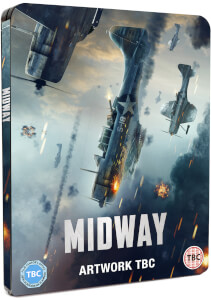 Midway - 4K Ultra HD Limited Edition Steelbook (Includes 2D Blu-ray)
