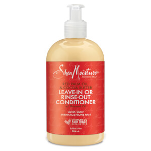 Shea Moisture Red Palm Oil & Cocoa Butter Rinse Out or Leave In Conditioner 384ml