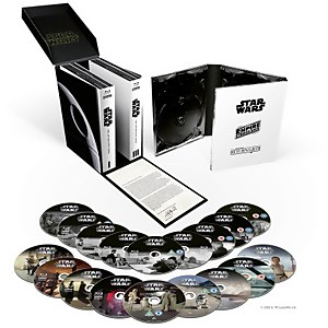 Product Image Star Wars: The Skywalker Saga Complete Box Set (Blu-ray, 18 Discs)