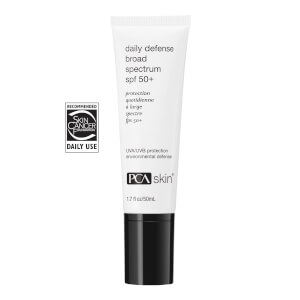 PCA SKIN Daily Defense Broad Spectrum SPF 50+ 1.7 oz