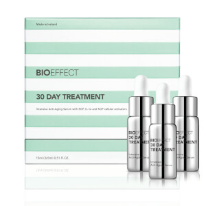 BIOEFFECT Total Transformation 30 Day Treatment 3 x 15ml