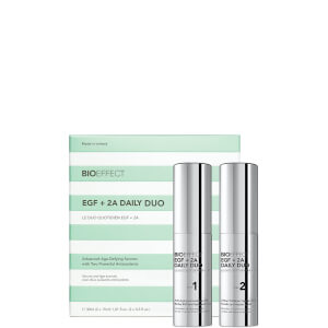 BIOEFFECT EGF +2A Daily Duo Treatment 2 x 15ml